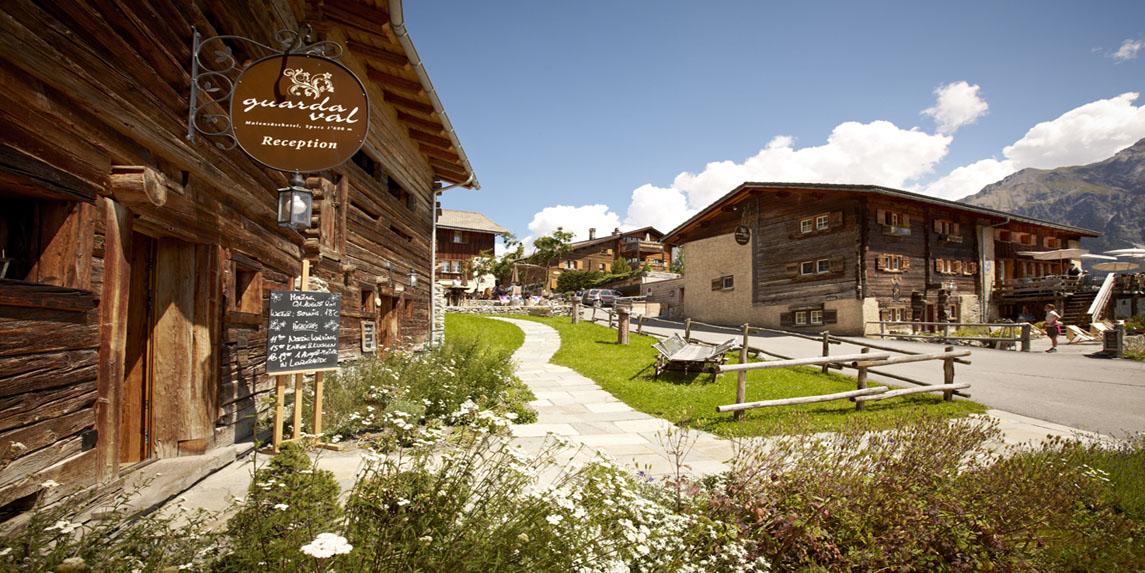 Hotel Guarda Val