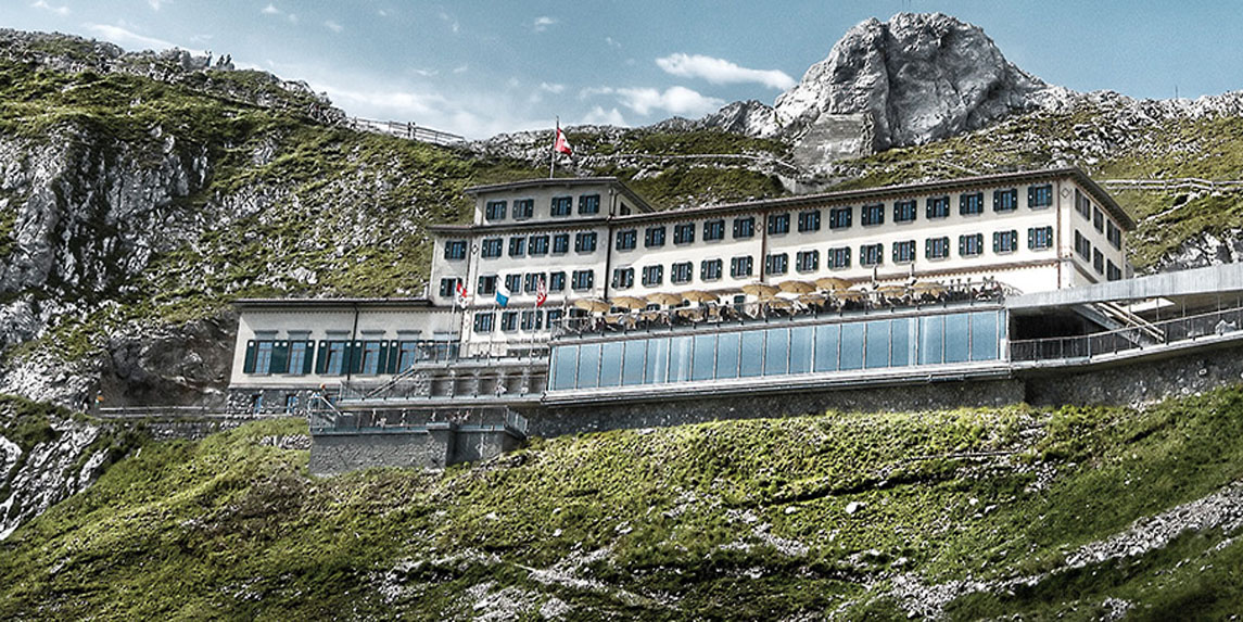 Hotel Pilatus Kulm