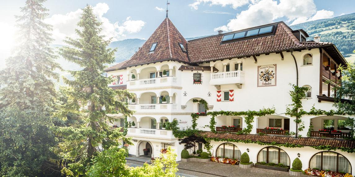 Hotel Schulerhof im Südtirol