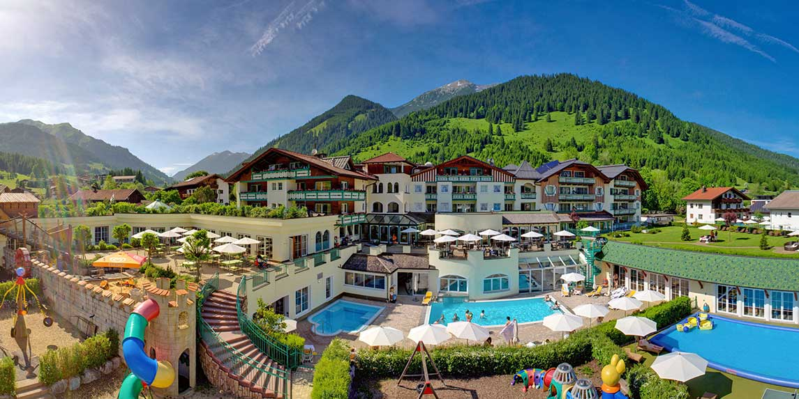 Leading Family Hotel & Resort Alpenrose****S , Lermoos