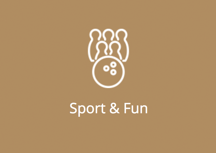 Sport & Fun-Tipps